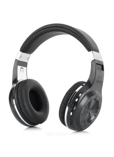 Bluedio H Plus Bluetooth 5.0 + Fm Radyolu +Sd Kart Destekli Kulaklık Siyah